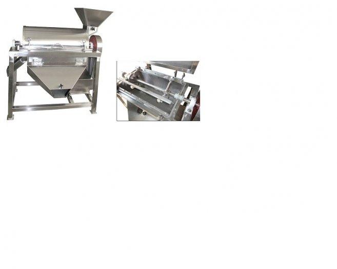 Máy chà quả chanh dây, máy chà quả tự động tách hạt lấy nước0