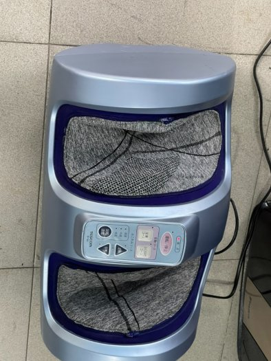 Máy massage chân Tescom-TS160 nội địa Nhật đẹp long lanh1