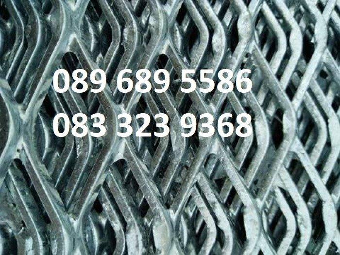 Phân phối lưới thép kéo giãn 30x60, 45x90, Lưới hình thoi trang trí , Lưới quả trám12