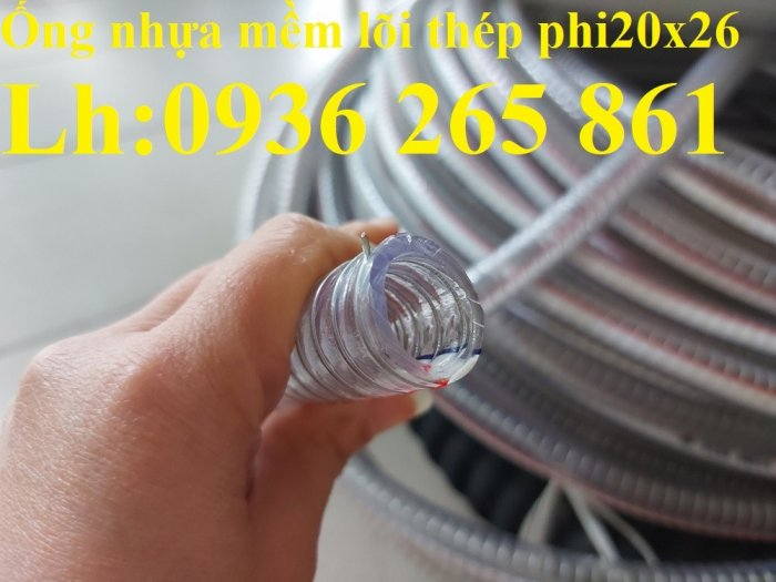 Mua ống nhựa lõi thép D20x26 hàng chính hãng giá rẻ16
