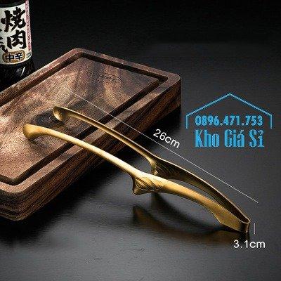 Kẹp gắp BBQ kiểu Nhật bằng inox 304 - kẹp gắp Nhật bằng inox cao cấp4