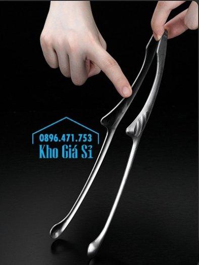 Kẹp gắp BBQ kiểu Nhật bằng inox 304 - kẹp gắp Nhật bằng inox cao cấp2