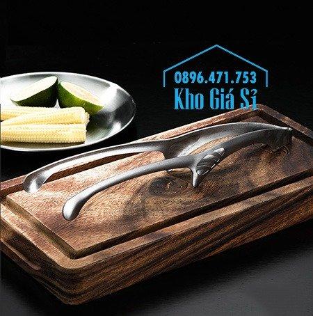 Kẹp gắp BBQ kiểu Nhật bằng inox 304 - kẹp gắp Nhật bằng inox cao cấp1