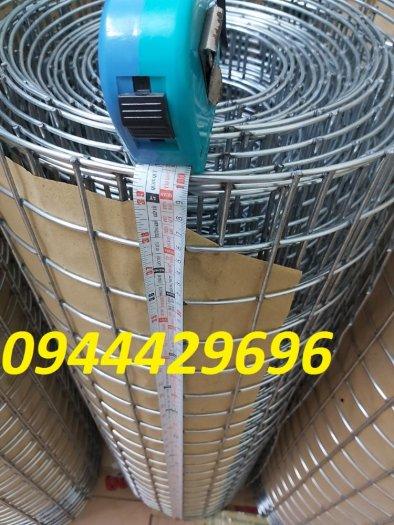Lưới hàn phi 3 ô 50x50 khổ 1m, 1,2m, 1,5m mạ kẽm  hàng sẵn kho10