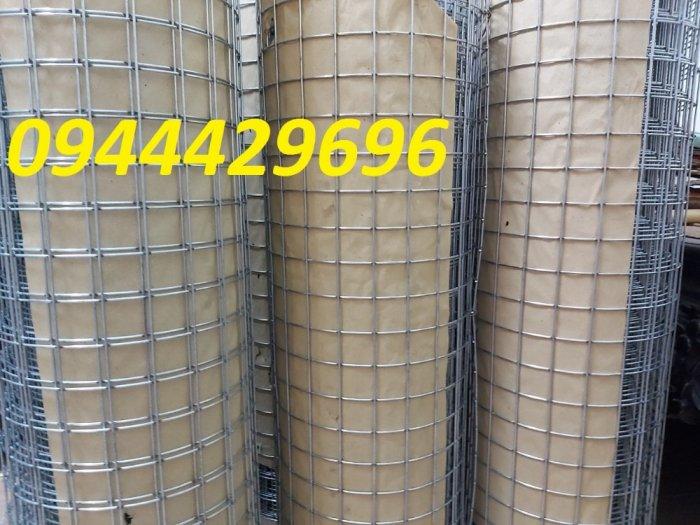 Lưới hàn phi 3 ô 50x50 khổ 1m, 1,2m, 1,5m mạ kẽm  hàng sẵn kho7