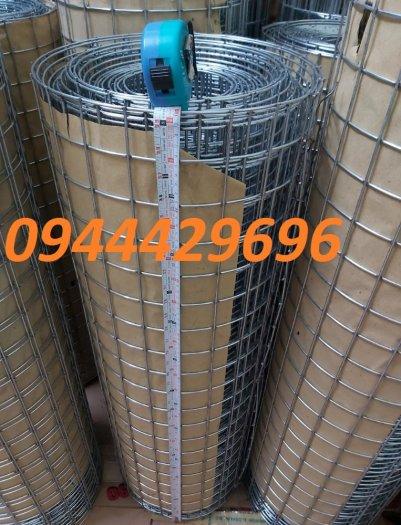 Lưới hàn phi 3 ô 50x50 khổ 1m, 1,2m, 1,5m mạ kẽm  hàng sẵn kho6