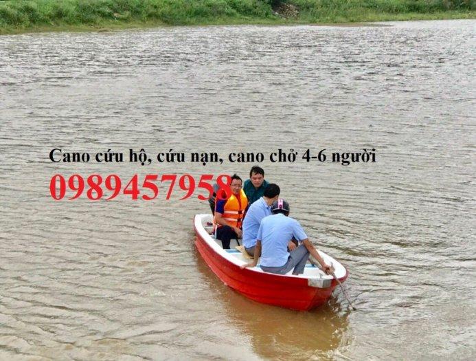 Xuồng cứu hộ, xuồng cứu nạn chở 10 người, Cano cứu hộ chở 10-12 người6