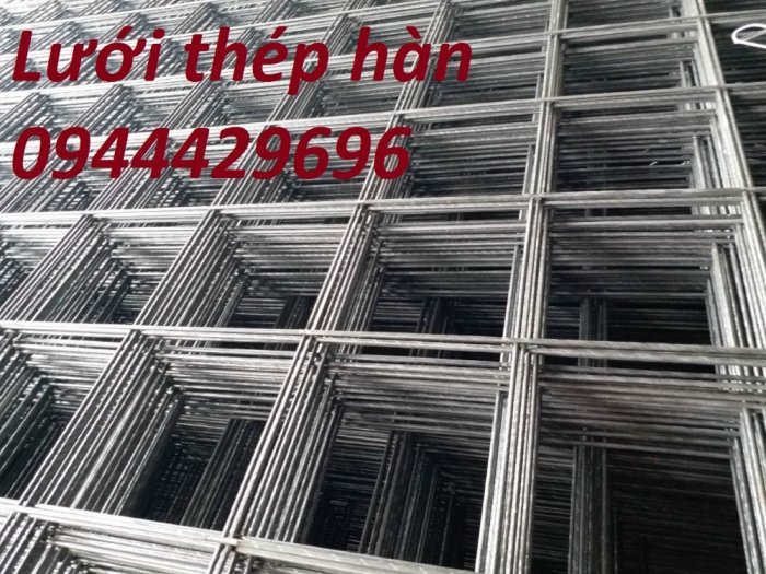 Lưới thép phi 6 dùng đổ bê tông0