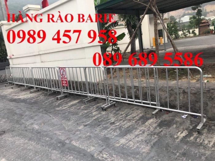 Gia công hàng rào chắn tạm thời, Hàng rào giãn cách dịch Covid 1,2mx2m, 1mx2m0