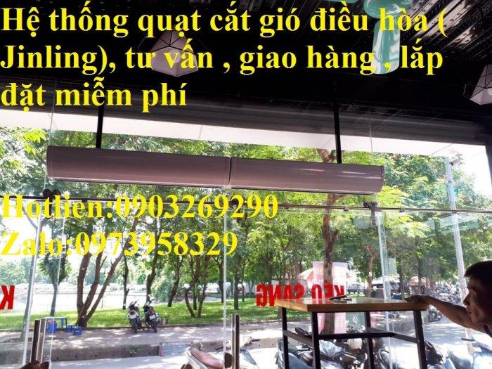 Quạt Cắt Gió Nanyoo Fm - 1209x-2/Y - quạt cắt gió , chắn bụi , côn trùng5