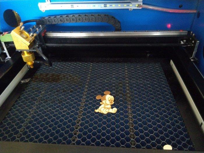 Máy cắt khắc cnc laser 70501