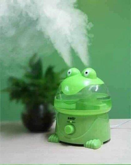 Máy Tạo ẩm phun Sương làm mát và giữ độ ẩm trong phòng2