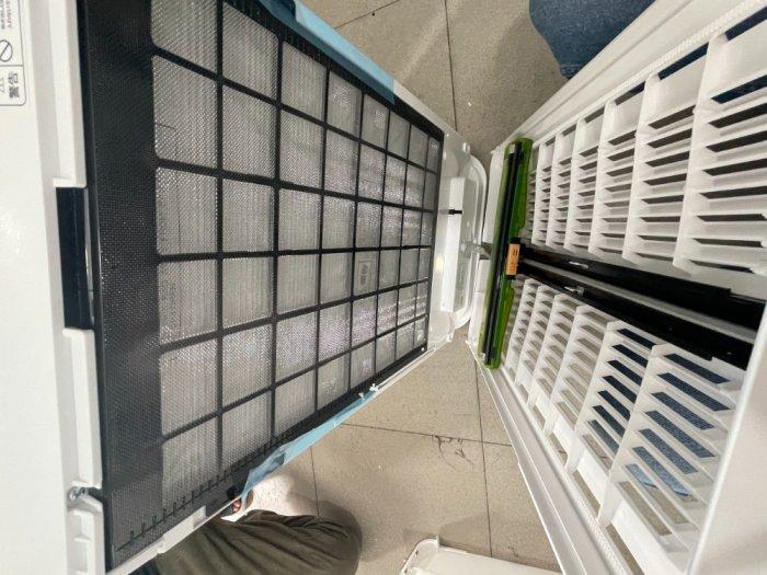Máy lọc không khí bù ẩm HITACHI NVG90 DATE 20213