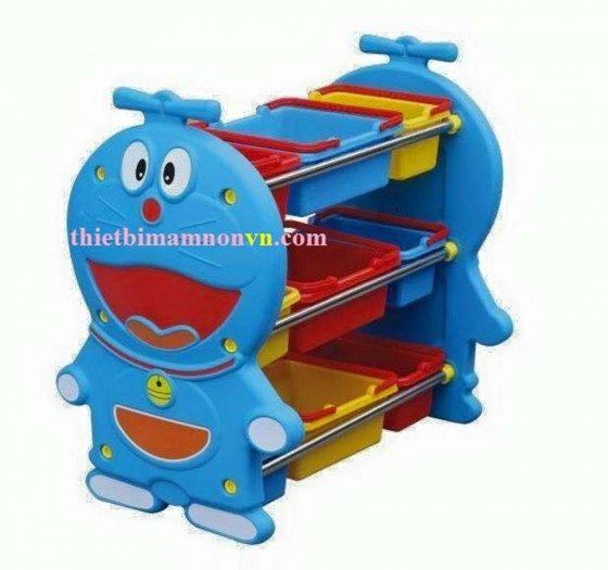 Kệ đựng đồ chơi siêu tiện lợi cho các bé nhỏ4