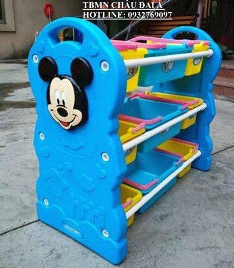 Kệ đựng đồ chơi siêu tiện lợi cho các bé nhỏ1