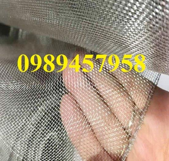 Lưới inox chống muỗi khổ 1,5mx30m, Lưới chống côn trùng inox31614
