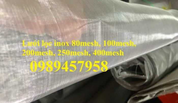 Lưới inox chống muỗi khổ 1,5mx30m, Lưới chống côn trùng inox31612