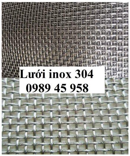 Lưới inox chống muỗi khổ 1,5mx30m, Lưới chống côn trùng inox3169
