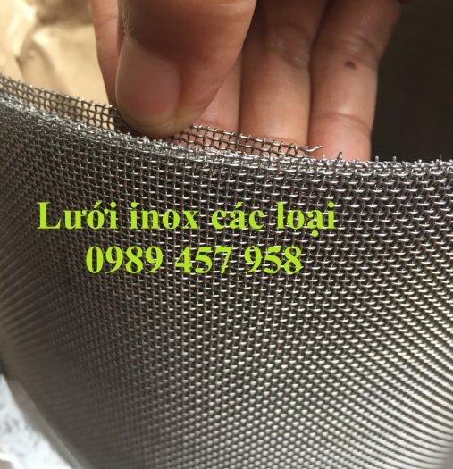 Lưới inox chống muỗi khổ 1,5mx30m, Lưới chống côn trùng inox3166