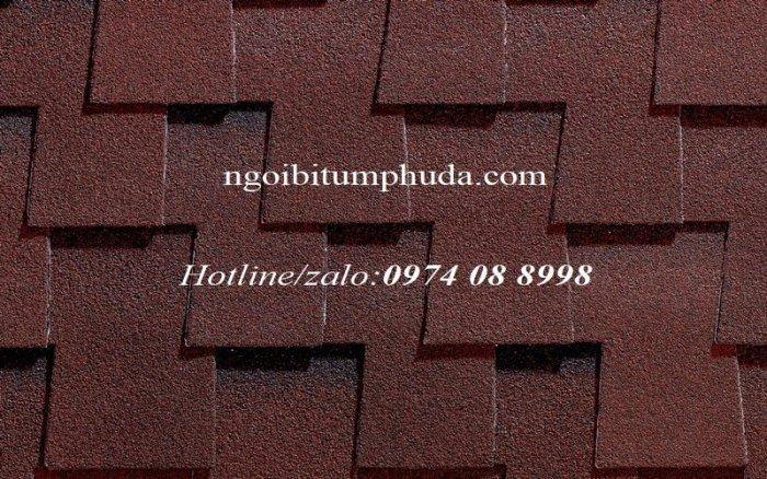 Tấm bitum giả đá nhập khẩu thổ nhĩ kỳ kiểu dáng vẩy rồng xám đen7