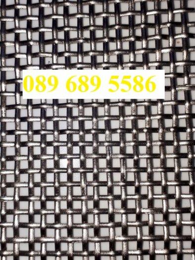 Lưới inox làm tủ bếp, Lưới inox304 chắn chuột. Lưới chắn rác, Lưới inox 304 dây 1ly9