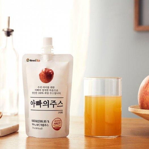 Nước Ép Hoa Quả Nguyên Chất Không Đường Papa's Juice Hàn Quốc2