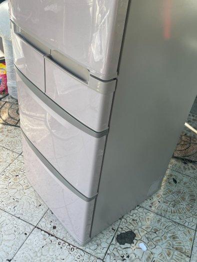 Tủ lạnh HITACHI R-S42AML - 415Lít- 5 cánh - date 20115