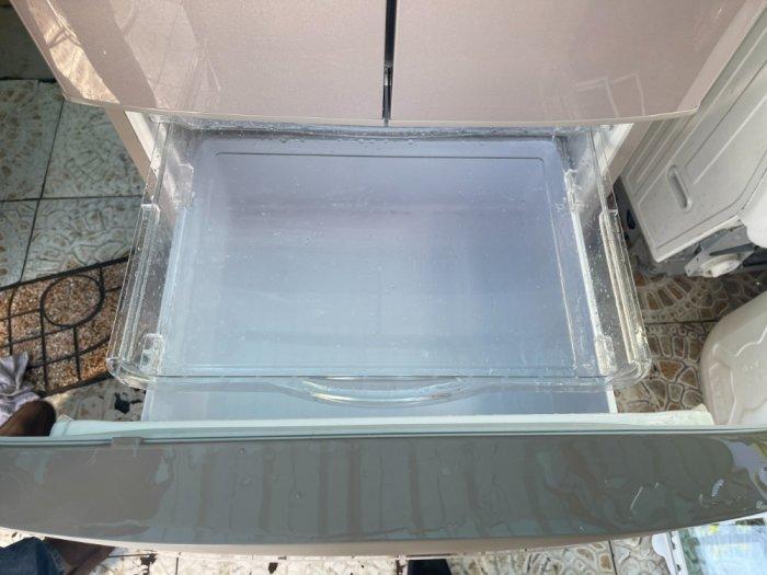 Tủ lạnh HITACHI R-S42AML - 415Lít- 5 cánh - date 20112