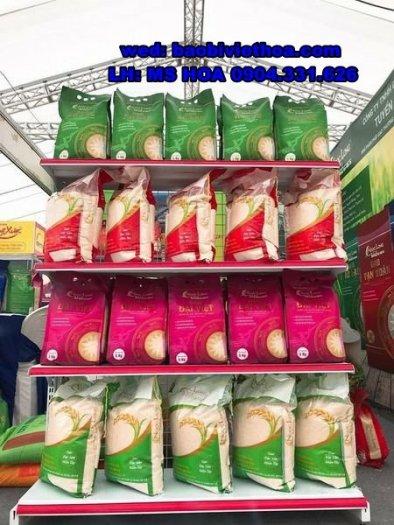 Túi đựng gạo in ống đồng giá rẻ1