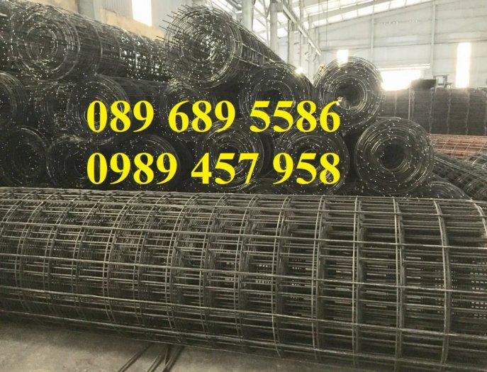 Lưới thép hàn chống thấm D3, D4, Lưới chống nứt bê tông phi 3, phi 4 a 200x200, 250x2505