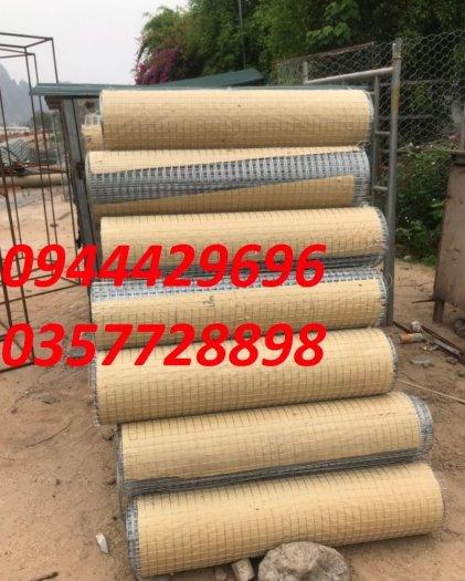 Lưới trát chống nứt tường ô vuông 5x50