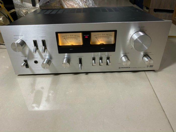 AMPLI PIONEER SA-7800II JAPAN8