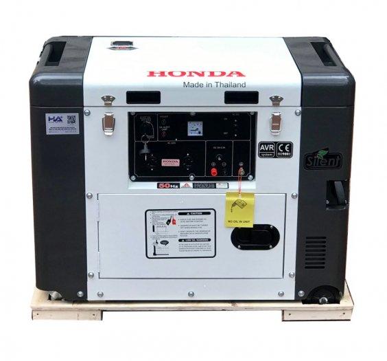 Máy phát đện chạy dầu 5kw,máy phát điện chạy được điều hòa0