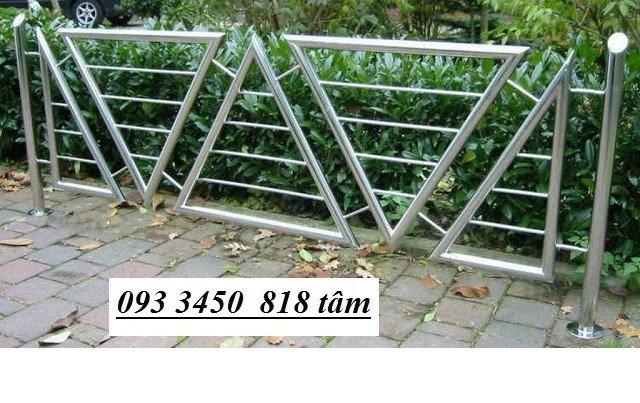 Hàng rào bảo vệ ngôi nhà Hải Minh10