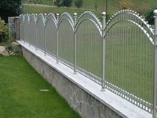 Hàng rào bảo vệ ngôi nhà Hải Minh9