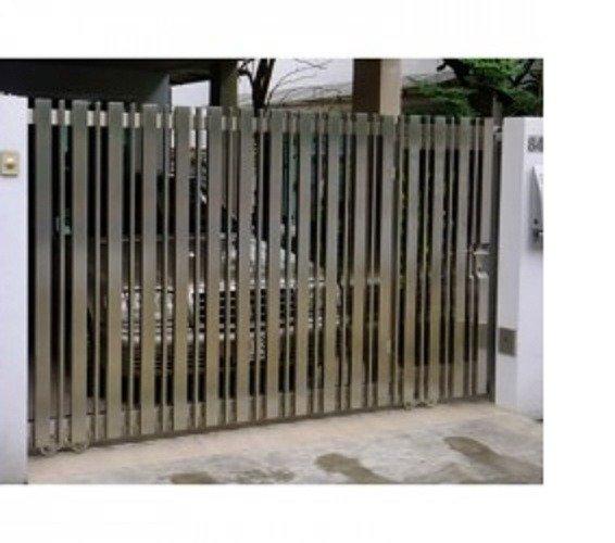 Hàng rào bảo vệ ngôi nhà Hải Minh4