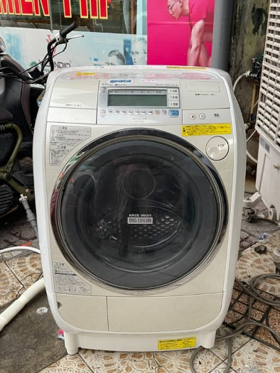 Máy giặt cũ nhật HITACHI BD-V3200 10KG --đời  20108