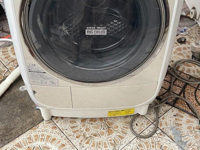 Máy giặt cũ nhật HITACHI BD-V3200 10KG --đời  20106