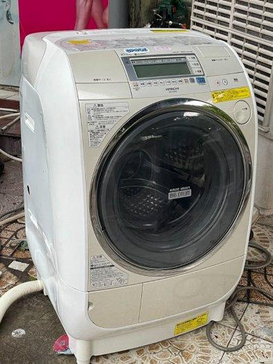 Máy giặt cũ nhật HITACHI BD-V3200 10KG --đời  20105