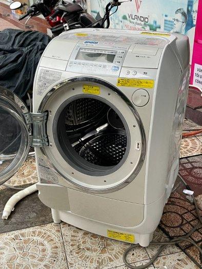 Máy giặt cũ nhật HITACHI BD-V3200 10KG --đời  20104