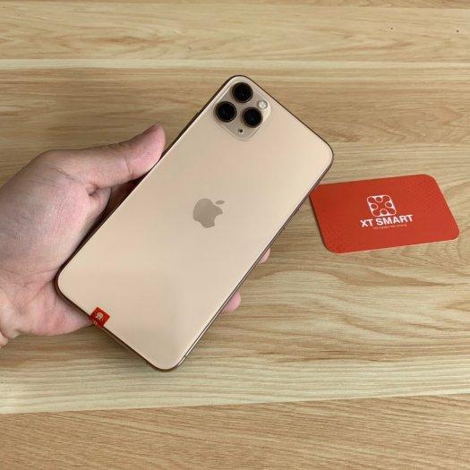 Iphone 11 promax 64g quốc tế zin all, pin 90%1