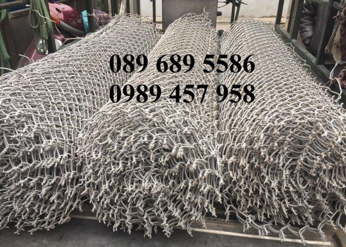 Lưới mắt cáo bọc nhựa, Lưới thép bọc nhựa ô 50x50, 60x60 khổ 1,8m, 2m, 2,2m và 2,4m1