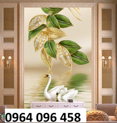 Tranh 3d - tranh gạch 3d trang trí - XLK83