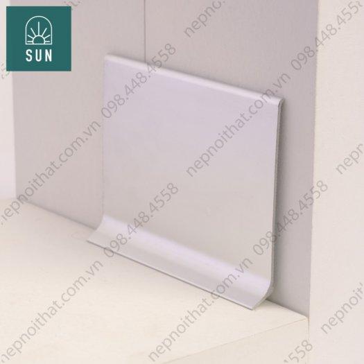 Len chân tường bằng nhôm - Phào chân tường bằng nhôm - DCP60 - DCP800