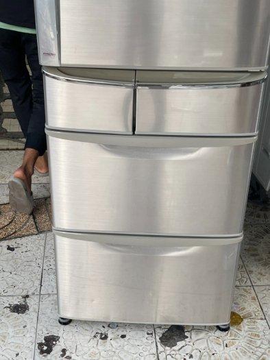 Tủ lạnh nội địa PANASONIC NR-E473T-H dung tích hiếm 470L,  có tiết kiệm điện10