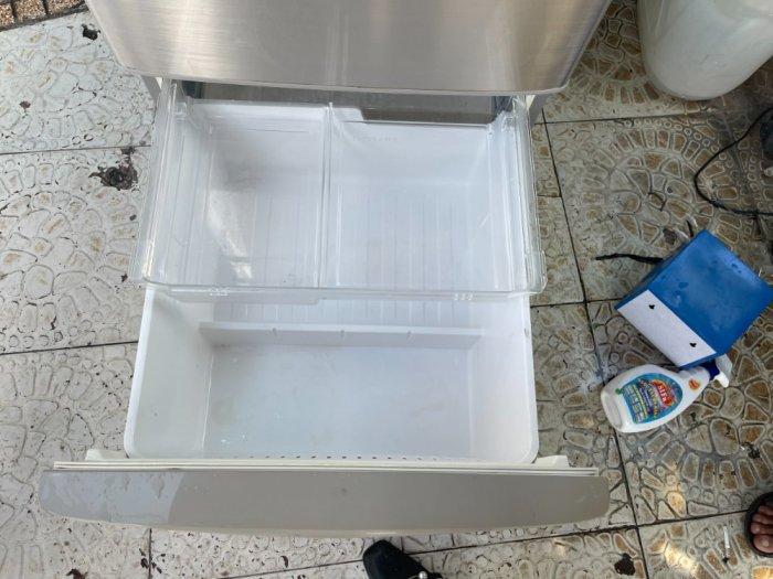 Tủ lạnh nội địa PANASONIC NR-E473T-H dung tích hiếm 470L,  có tiết kiệm điện0