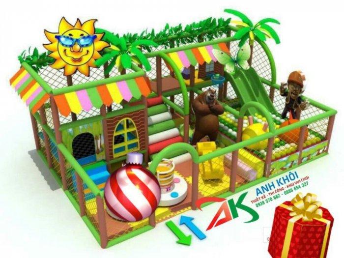 Công ty chuyên lắp đặt khu vui chơi trẻ em mới nhất4