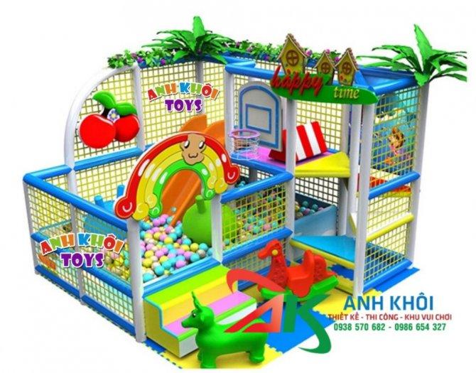 Công ty chuyên lắp đặt khu vui chơi trẻ em mới nhất3