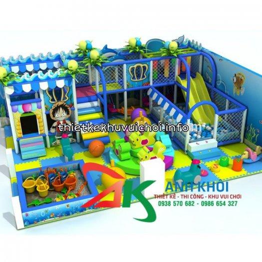 Công ty chuyên lắp đặt khu vui chơi trẻ em mới nhất1