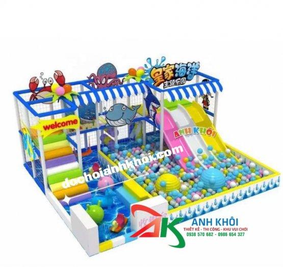 Công ty chuyên lắp đặt khu vui chơi trẻ em mới nhất0